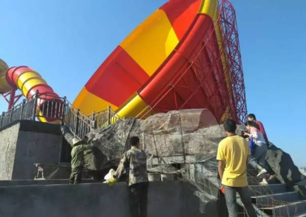 三明这个水上乐园5月底开始试营业!众多游乐项目先睹为快!