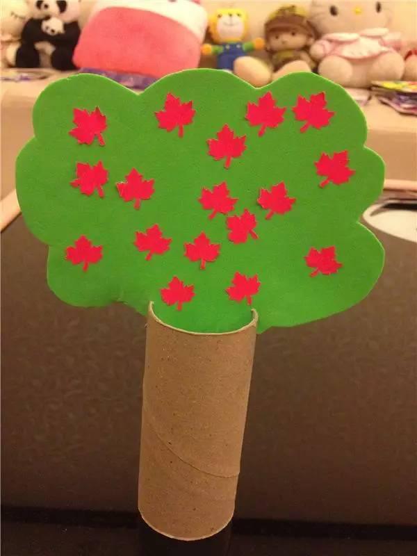 旧物改造卷纸筒创意手工,陪孩子一起创造奇迹!