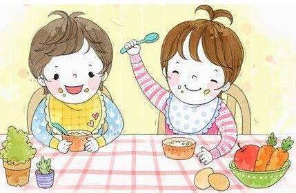 饮食起什么成语_成语故事简笔画