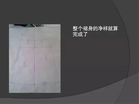 【视频】教你轻松做小香风粗花呢a字裙 a字裙的裁剪与制作(基础类)图片