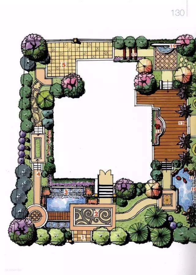 庭院景观设计的风格也越来越趋向于自然 《全网首发的lumion ps高级