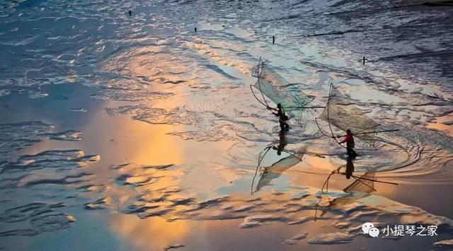 小提琴 渔光曲 附乐谱 电影 渔光曲 主题曲