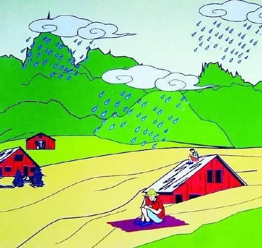 【提醒】汛期来临,暴雨,山洪,泥石流如何避险?图片