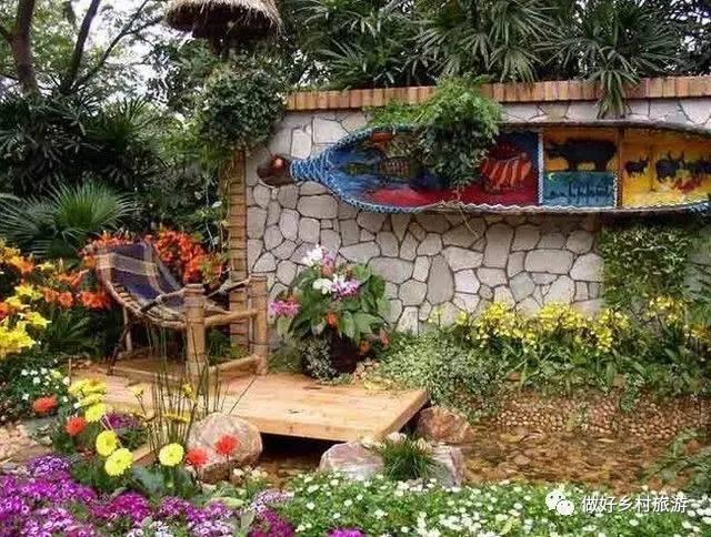 教你怎样打造一个自带田园风光的乡村小院