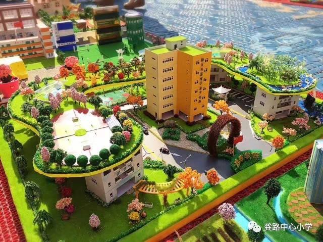 走进科技 乐于创新 ——2017年浦东新区青少年建筑模型锦标赛在龚路