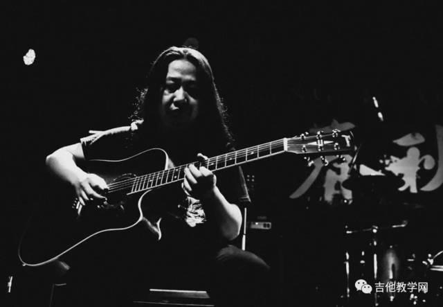 吉他谱 山海间 春秋乐队