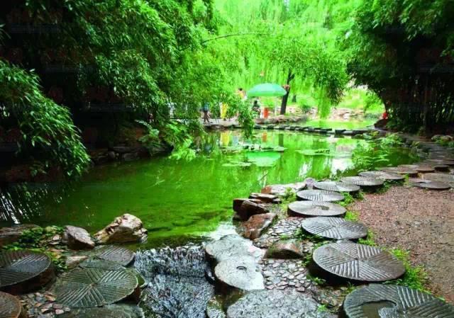 6月17-18日 竹泉村,红石寨,智圣汤泉水上乐园2日游