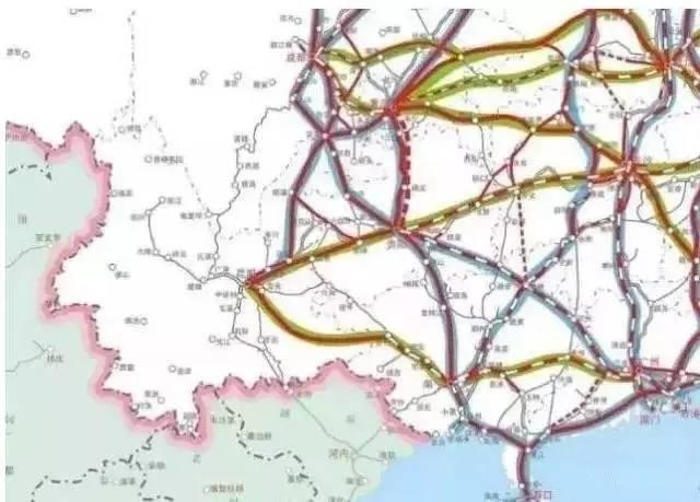靖西市区规划图