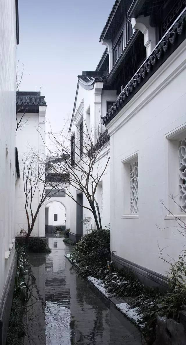 经典  绿城八大中式别墅