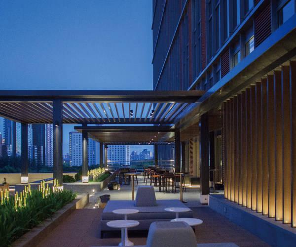 盘点:亚洲30佳酒店露台设计,美得让人惊叹!