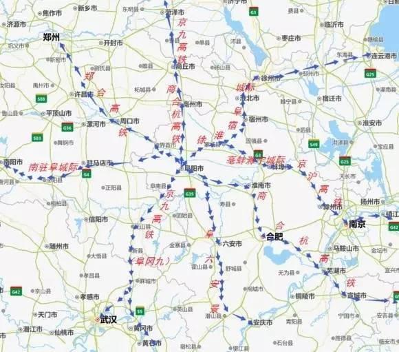 阜阳高铁最新规划 进度都在这了,高铁新区 城际高铁 何时完工 千万别错过