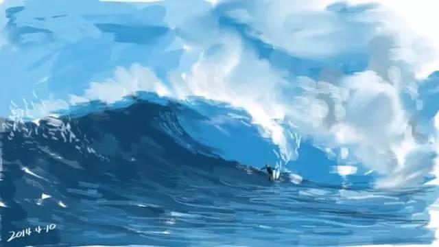 从零开始学iPad美术,这里有绘画!教案意图绘画晾一晾中班v美术秘诀图片