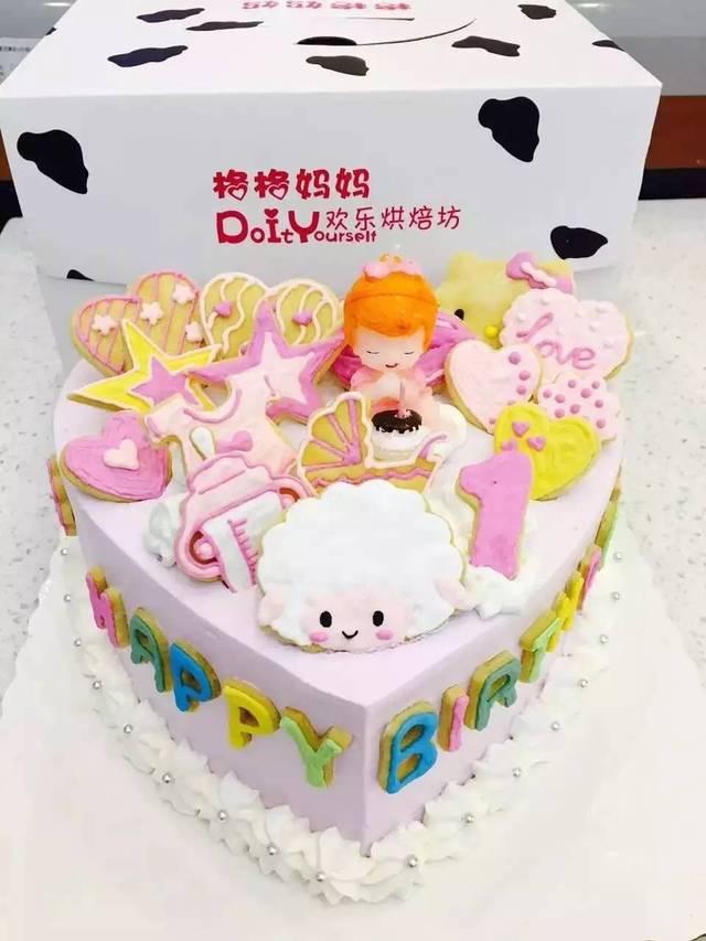 【美食】diy私人订制蛋糕——格格妈妈欢乐烘培