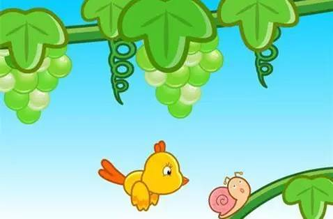 阿嫩阿鹦鹉地刚发芽背着牡丹那重重的壳呀一步一步地往上爬阿树阿怎么养嫩绿蜗牛幼鸟图片