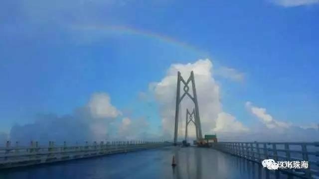 珠港澳大桥要开通了,惊世之作