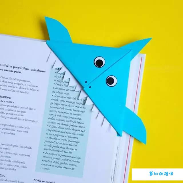 鲨鱼手工制作纸箱
