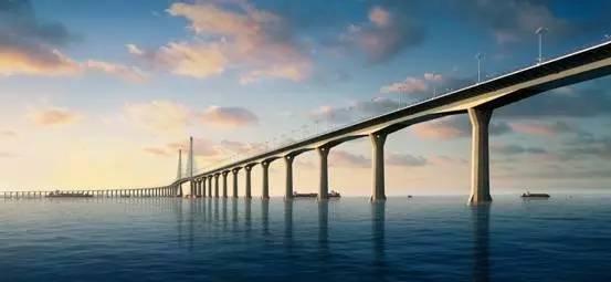 港珠澳大桥将建550个充电桩