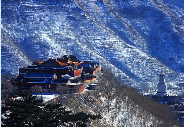 为什么朝圣五台山相当于500年修行?(转载)