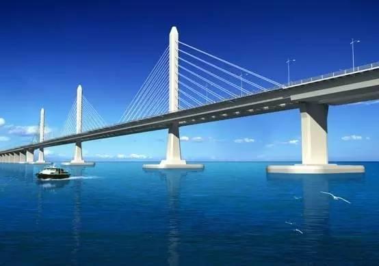 超级工程港珠澳大桥 你为什么那么牛