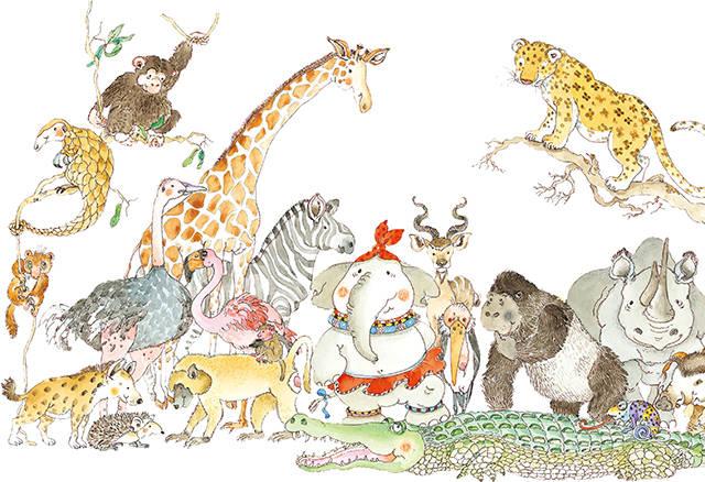 动物叫声大联欢,你能猜出几种?
