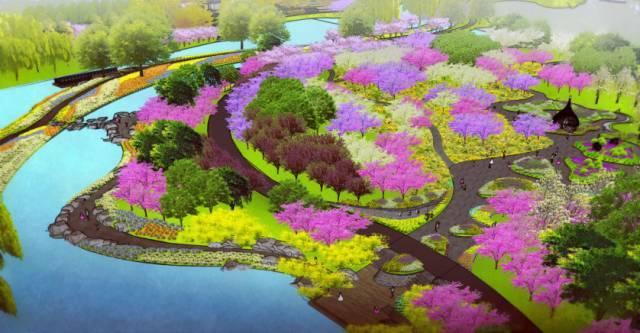 厉害了我的城南,阜阳奥体公园、植物园即将开排名服装设计英国图片