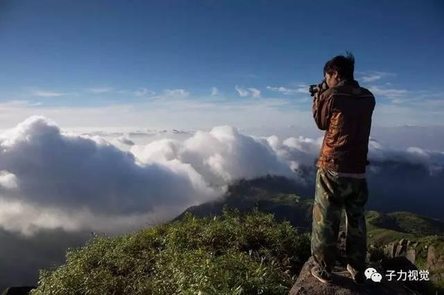 为了拍出江华最美的风景,他们爬了最高的山,走了最长的路!