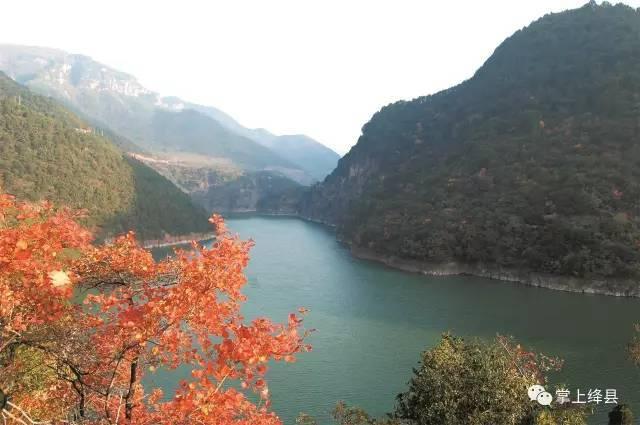 绛县旅游攻略之三——清凉绛县·避暑胜地!
