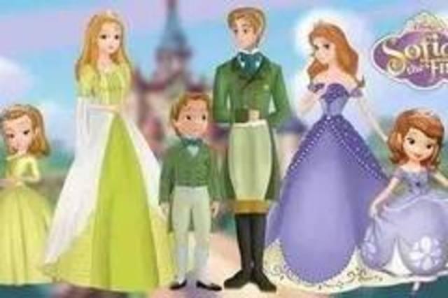 暑期必看 || 迪士尼系列动画片《小公主苏菲亚》(内附图片