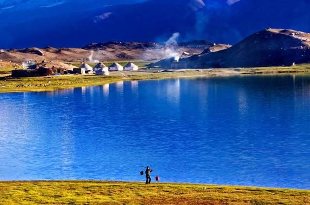 库尔勒有多少人口_新疆伊犁薰衣草 赛湖 那拉提 库车神秘大峡谷 罗布人村寨