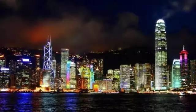 香港 2017经济总量_香港经济地标建筑