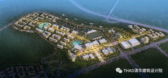 延安大学新校区规划设计