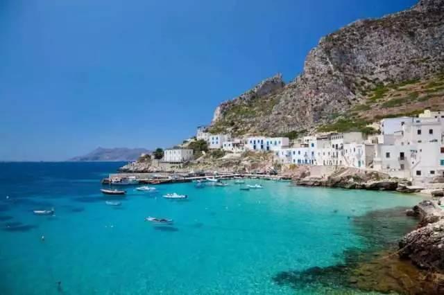 你不知道的意大利避暑海岛,是呆利人民的夏日天堂
