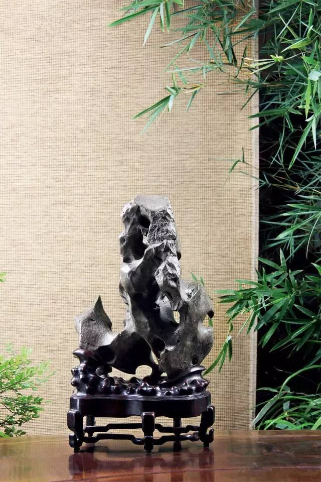 古瓷文化丨太湖石的风骨,中国人最懂图片