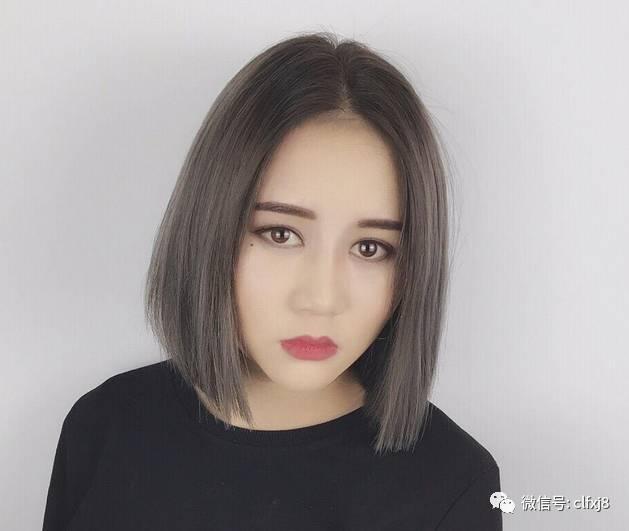 2017开春流行齐肩短发(25款)