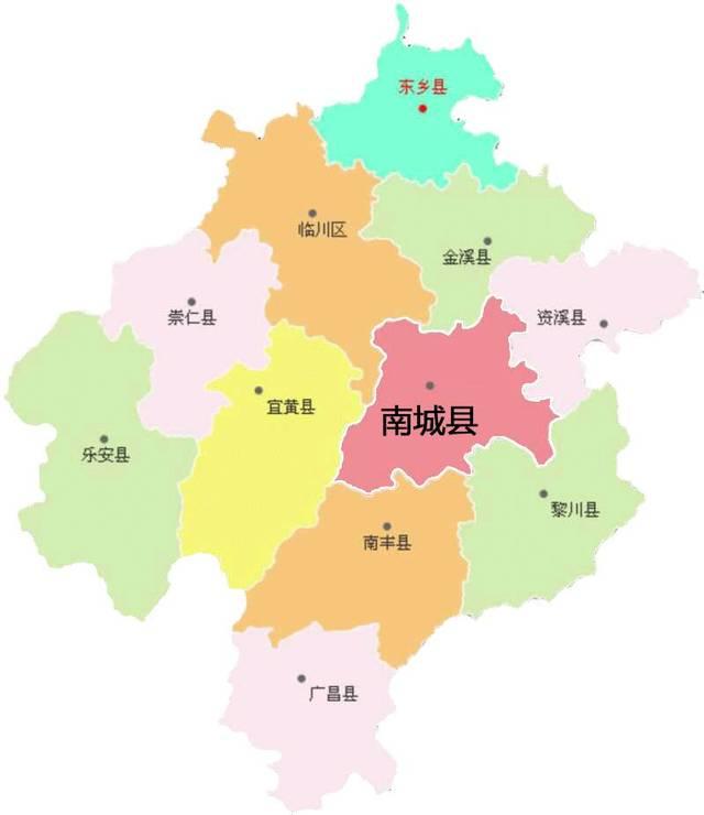 南城华美立家位于南城县城西发展片区,火车站正对面,206国道与城市干图片