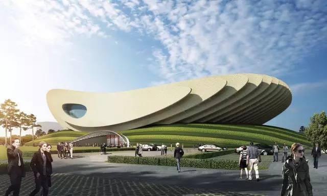 空港开发区建设长春新区规划展览馆:城市文化