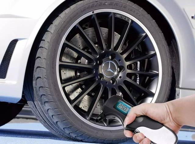误区1:轮胎气压宁高勿低图片