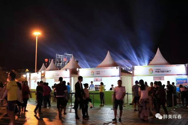 2017东北亚文化旅游美食节精彩继续!新农贸市场篆美食昆明图片