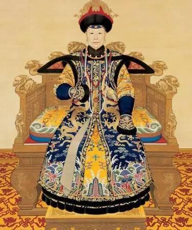 孝圣宪皇后图片