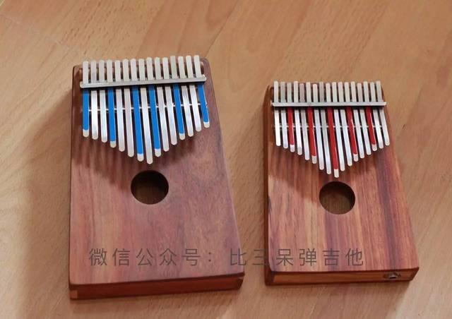 本期所分享的谱子以卡林巴琴专用谱为主,适用于15音和17音的卡林巴琴
