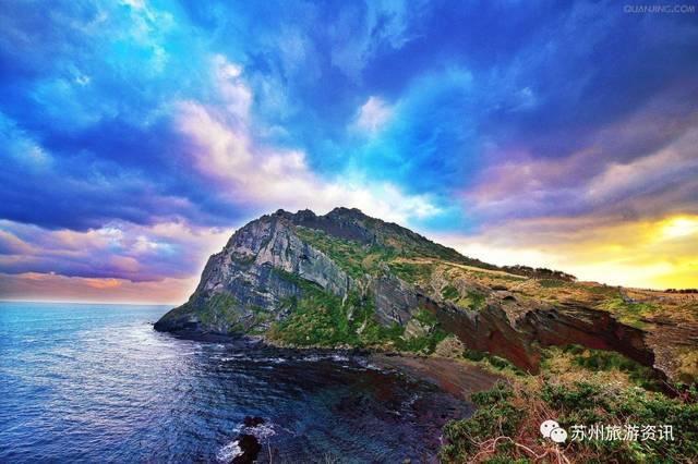 济州岛是韩国著名的蜜月之岛,世界性的度假圣地,也是很多韩剧的拍摄