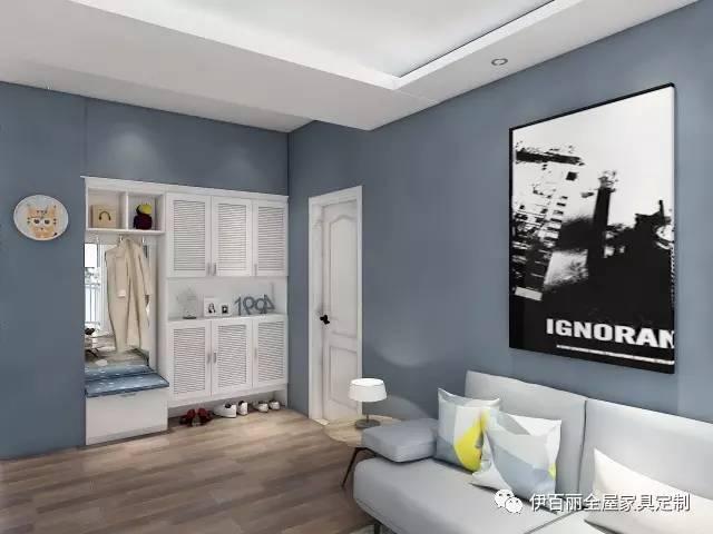 嵌入式入户鞋柜丨让你的家拥有更多可能性