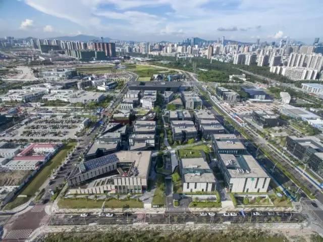 【bcw】建筑师一介入,装配式建筑表皮一样可以很抢眼——深圳前海企业图片
