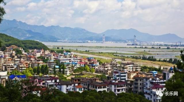 长乐猴屿侨乡文化旅游小镇项目落