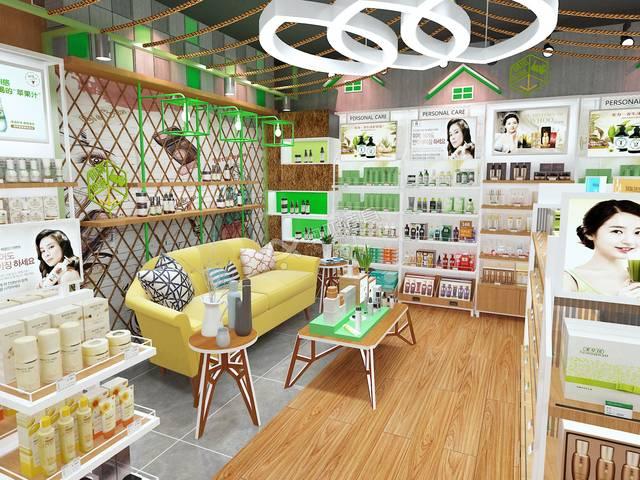 化妆品店铺设计,化妆品店长自我提升-时尚频道-手机