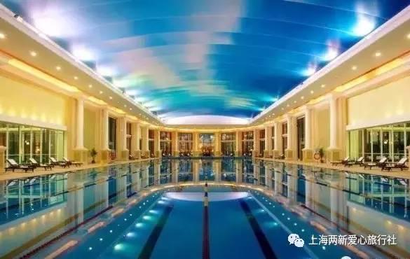 住海安七星中洋金砖酒店 游泰州凤城河 品河豚 海鲜大餐(赠送688元