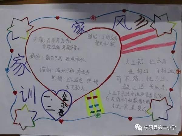 快乐暑期●传承好家风(十一)-教育频道-手机搜狐图片