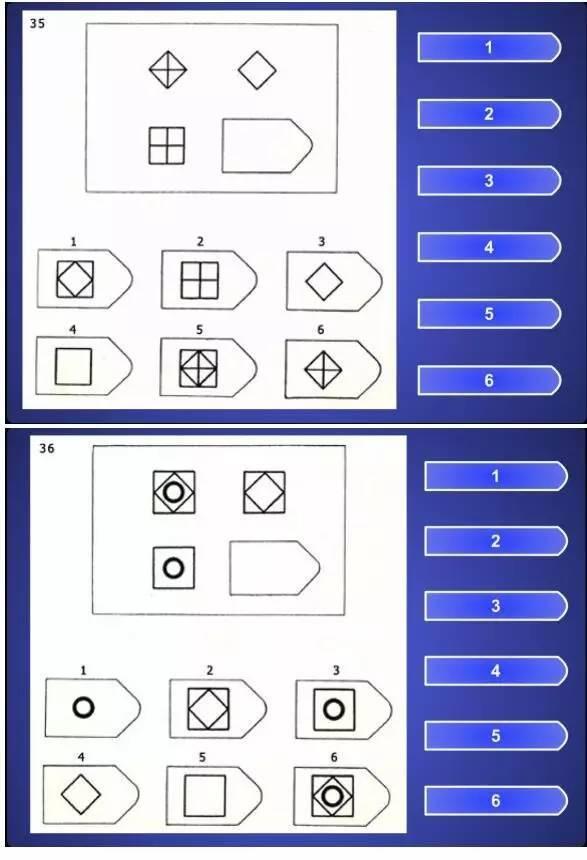 风靡全美的儿童智商测试题,快来测一测!图片