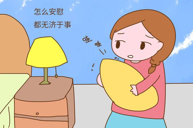 宝宝睡觉时这怪异的动作是生病了,很多妈妈没注意图片