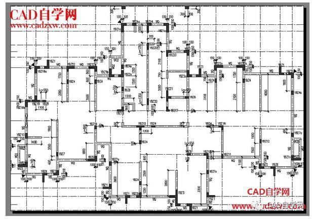 cad画的那个线框,正好是a2图纸图纸,而且是用1:100画的,而打印的大小古典图纸cad拼花图片